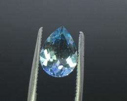 Natural Aquamarine Awesome Luster & Cut Gemstone Sp 1