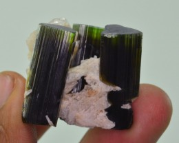 126.55 CT NATURAL BEAUTIFUL TOP QUALITY TOURMALINE SPECIMEN FROM PAKISTAN