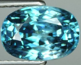4.90 CtS AWESOME SPARKLE NATURAL NR..BEST BLUE ZIRCON