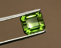Awesome Color Tourmaline Stunning Luster Faceted Cut Gemstone