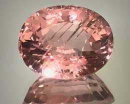 Rare 12.04cts French Rose Pink Mozambique Tourmaline -
