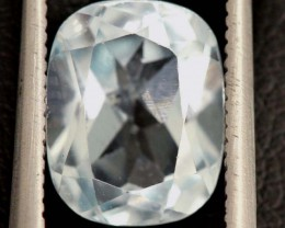 2.4 CTS FACETED AQUAMARINE STONE ANGC-680