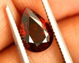 2.1 carats Natural UNTREATED Zircon ANGC-681