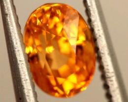 1.2 carats Mandarin Spessartine Garnet untreated ANGC-684