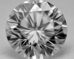 0.01 ct diamond E Flawless