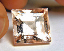 23.45 Carat Pink Brazilian Included Morganite - Superb