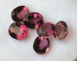 3.40 Carat Parcel of Fine Pink Tourmaline