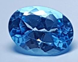 15.31 carats SKY BLUE Topaz IBQ2