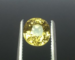 Natural Zircon Awesome Color & Cut Gemstone Sp7