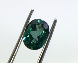 Natural Green Topas Stunning Luster Faceted Cut Gemstone