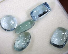 18.20CTS AQUAMARINE FACETED GEMSTONE CG-2218