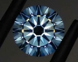 2.03cts, Sapphire,  Master Cut, VVS1 Eye Clean,  Heat Only,