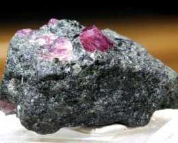 99.13 CTS WINZA PINK SAPPHIRE SPECIMEN  TBM-1012