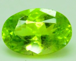 GiL Certified 3.90 ct Peridot ~ Pakistan SKU.1