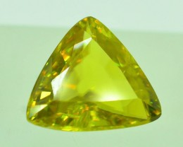 GiL Certified 2.53 ct Natural Green Sphene PR.H