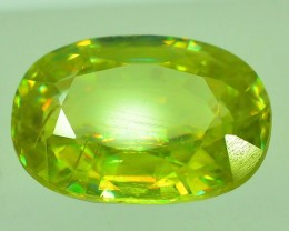GiL Certified 2.80 ct Natural Green Sphene PR.H