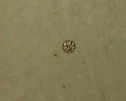 0.04 ct diamond H Si3