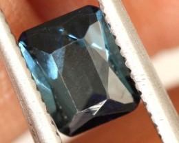 0.65carats INDICOLITE  natural blue tourmaline ANGC-699