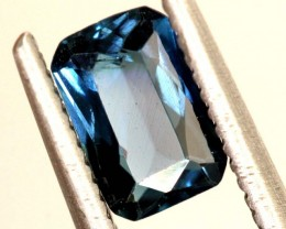 "0.62carats INDICOLITE ""CERTIFIED""natural blue tourmaline ANGC-704"