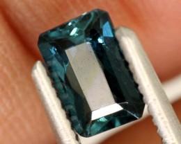 0.70carats INDICOLITE  natural blue tourmaline ANGC-609