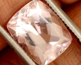 3.4CTS FACETED MORGANITE STONES CG-2224