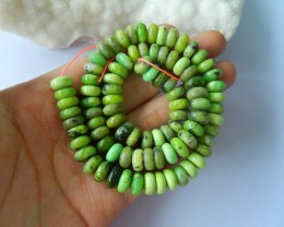 Natural Serpentine Necklace Beads ,9x4mm,40cm in the Length,240ct(17031701)