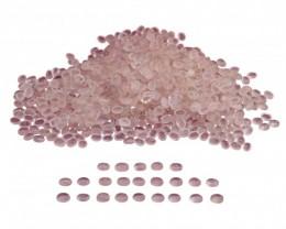 Rose Quartz 600 cts 470 stones 8x6mm Oval Cabochon