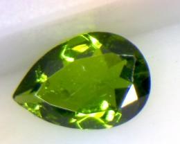 0.36ct Chrome Tourmaline , 100% Natural Gemstone