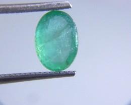 2.13cts Zambian  Emerald , 100% Natural Gemstone