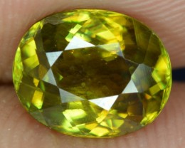 3.00 Ct Natural Sphene Titanite Gemstone ~ Zagi mountain Pakistan