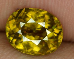 2 Ct Beautiful Sphene Gemstone ~ Zagi Pakistan
