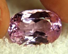 17.59 Carat Pink Natural VVS Himalayan Kunzite - Gorgeous