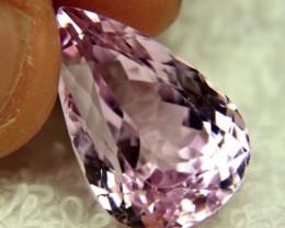 21.98 Carat Purple / Pink VVS Himalayan Kunzite - Gorgeous
