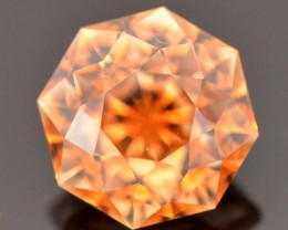 4.23cts Sunset Zircon From Tanzania (RZ41)