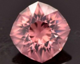 3.97cts Pink Zircon From Tanzania (RZ42)