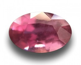 2.2 CTS | Natural Pink sapphire |Loose Gemstone|New| Sri Lanka