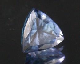 2.548ct Tanzanite Trillion !Stunning Color!