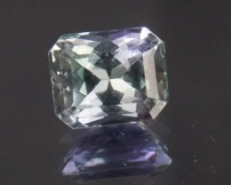 2.216ct Tanzanite Emerald Cut