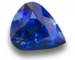 4.39 CTS | Natural Royal Blue sapphire |Loose Gemstone|New| Sri Lanka
