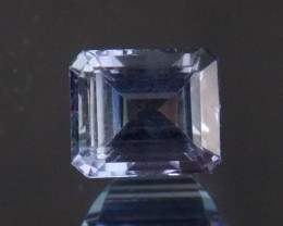 2.58ct Tanzanite Emerald Cut