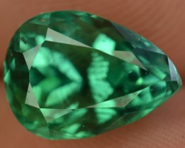 6 Crt  Beautiful Green Spodumene Gemstone ~ Afghanistan
