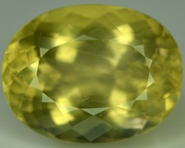 12.6 Crt Natural Amazing Citrine Gemstone From Africa