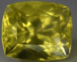 9.35 Crt Natural citrine Gemstone faceted from africa