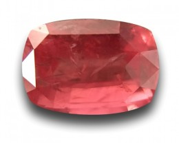 2.22 CTS|Natural Unheated Orange sapphire|Loose Gemstone|Ceylon-NEW