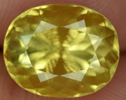 7.4 Crt Natural Amazing Citrine Gemstone from Africa