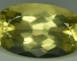 17.10 Crt Natural Amazing Citrine Gemstone From Africa