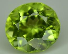 1.70 Crt Natural Amazing Peridot Gemstone From Pakistan