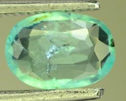 0.60 ct Grandidierite Extreamly Rare Gemstone Madagascar SKU.1