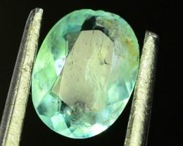 0.50 ct Grandidierite Extreamly Rare Gemstone Madagascar  SKU.1