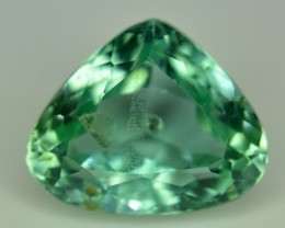 3.35 Crt  Beautiful Green Spodumene Gemstone ~ Afghanistan